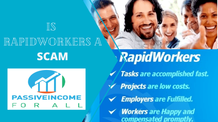 Is Rapidworkers a scam, featured image