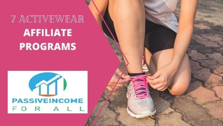 7 Activewear affiliate programs featured image