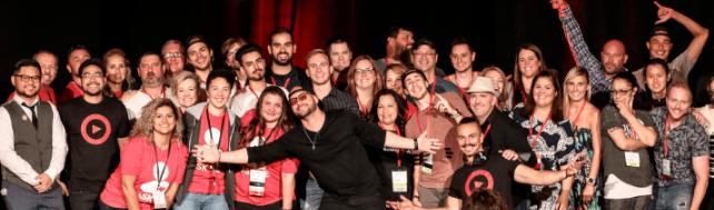 The entire crew of fullstaq marketer