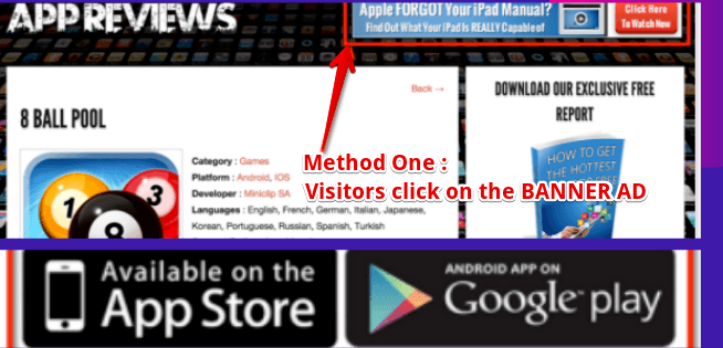 How to make money with Writeappreviews method one