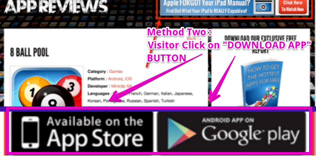 How to make money with writeappreviews method two