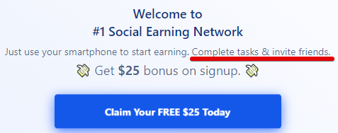 How can you make money with rewards feed