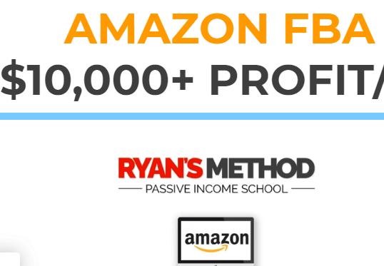 Ryans Method Amazon FBA Course