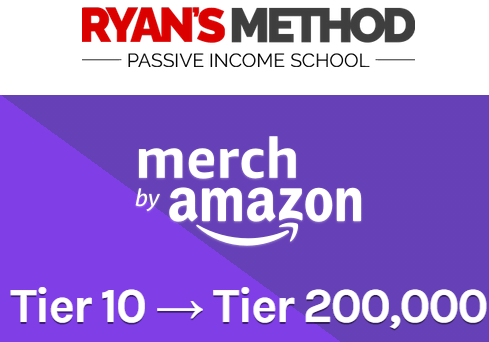What is Ryans Method Amazon By merch Course all about