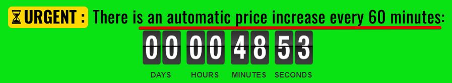 Stuffmyinbox false countdown timer