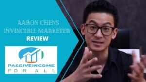The Invincible marketer review thumbnail